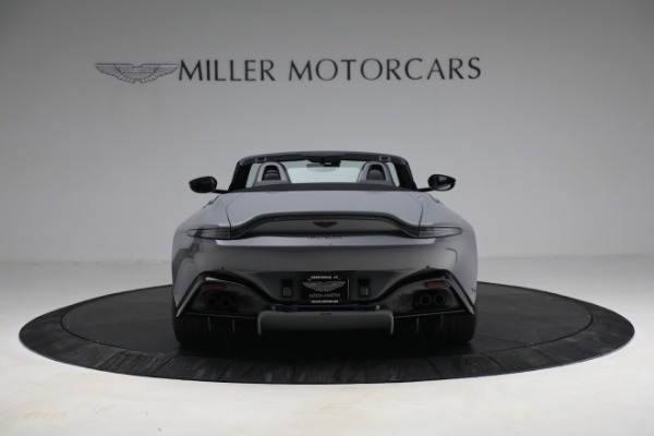 New 2021 Aston Martin Vantage Roadster for sale $180,286 at Aston Martin of Greenwich in Greenwich CT 06830 5