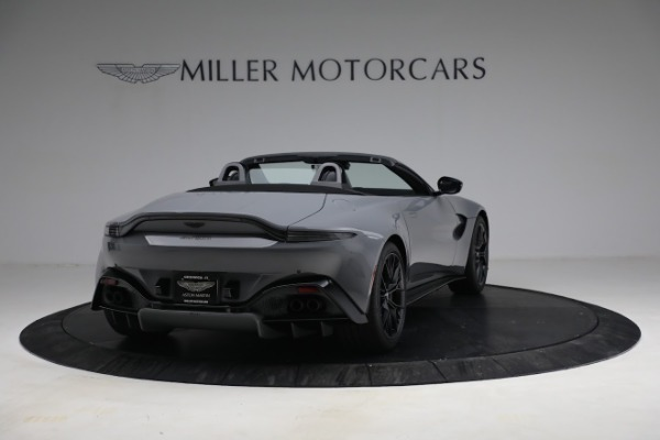 New 2021 Aston Martin Vantage Roadster for sale $180,286 at Aston Martin of Greenwich in Greenwich CT 06830 6