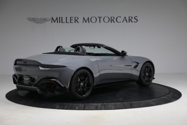 New 2021 Aston Martin Vantage Roadster for sale $180,286 at Aston Martin of Greenwich in Greenwich CT 06830 7