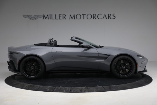 New 2021 Aston Martin Vantage Roadster for sale $180,286 at Aston Martin of Greenwich in Greenwich CT 06830 8
