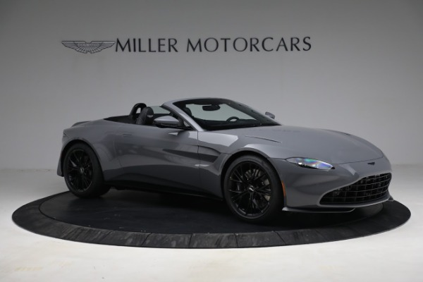 New 2021 Aston Martin Vantage Roadster for sale $180,286 at Aston Martin of Greenwich in Greenwich CT 06830 9