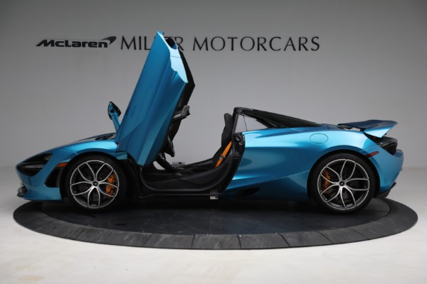 Used 2020 McLaren 720S Spider for sale $334,900 at Aston Martin of Greenwich in Greenwich CT 06830 14