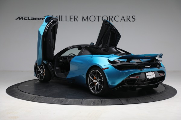 Used 2020 McLaren 720S Spider for sale $334,900 at Aston Martin of Greenwich in Greenwich CT 06830 15