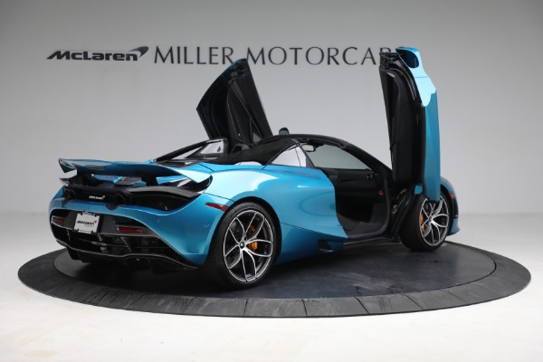 Used 2020 McLaren 720S Spider for sale $334,900 at Aston Martin of Greenwich in Greenwich CT 06830 17