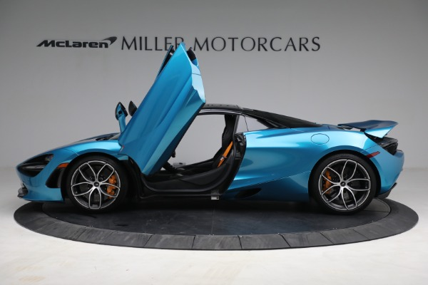 Used 2020 McLaren 720S Spider for sale $334,900 at Aston Martin of Greenwich in Greenwich CT 06830 23