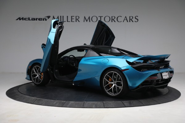 Used 2020 McLaren 720S Spider for sale $334,900 at Aston Martin of Greenwich in Greenwich CT 06830 24