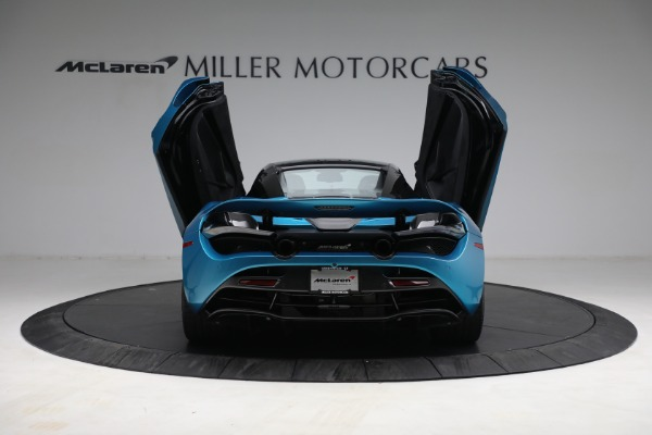 Used 2020 McLaren 720S Spider for sale $334,900 at Aston Martin of Greenwich in Greenwich CT 06830 25