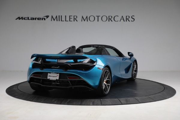 Used 2020 McLaren 720S Spider for sale $334,900 at Aston Martin of Greenwich in Greenwich CT 06830 6