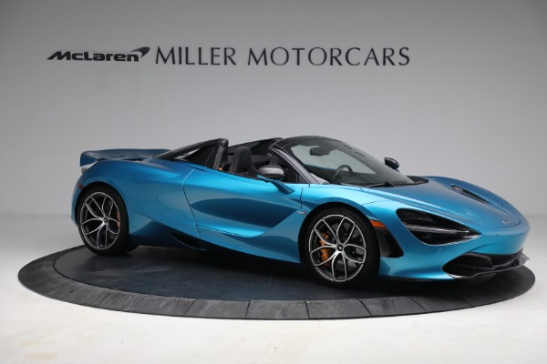 Used 2020 McLaren 720S Spider for sale $334,900 at Aston Martin of Greenwich in Greenwich CT 06830 9