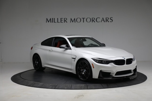 Used 2019 BMW M4 Competition for sale Call for price at Aston Martin of Greenwich in Greenwich CT 06830 10