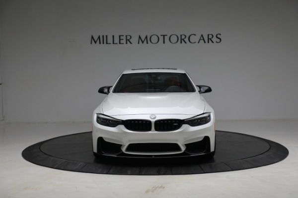 Used 2019 BMW M4 Competition for sale Call for price at Aston Martin of Greenwich in Greenwich CT 06830 11
