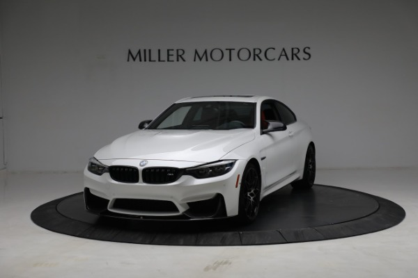 Used 2019 BMW M4 Competition for sale Call for price at Aston Martin of Greenwich in Greenwich CT 06830 12
