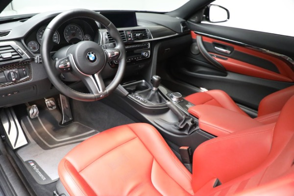 Used 2019 BMW M4 Competition for sale Call for price at Aston Martin of Greenwich in Greenwich CT 06830 14