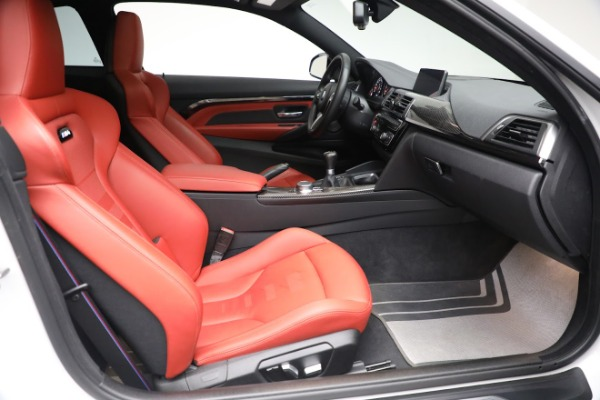 Used 2019 BMW M4 Competition for sale Call for price at Aston Martin of Greenwich in Greenwich CT 06830 20