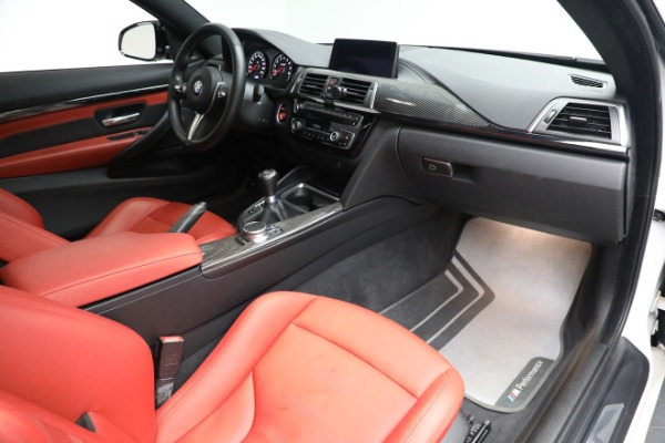 Used 2019 BMW M4 Competition for sale Call for price at Aston Martin of Greenwich in Greenwich CT 06830 21
