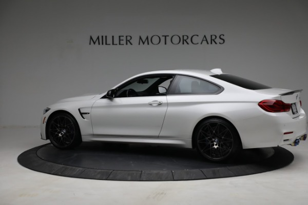 Used 2019 BMW M4 Competition for sale Call for price at Aston Martin of Greenwich in Greenwich CT 06830 3