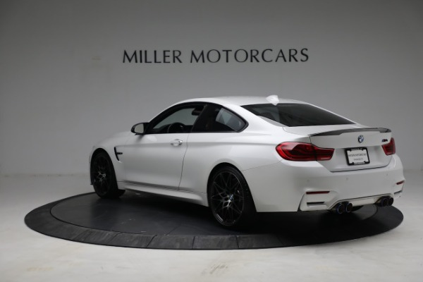 Used 2019 BMW M4 Competition for sale Call for price at Aston Martin of Greenwich in Greenwich CT 06830 4