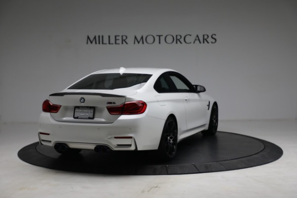 Used 2019 BMW M4 Competition for sale Call for price at Aston Martin of Greenwich in Greenwich CT 06830 6