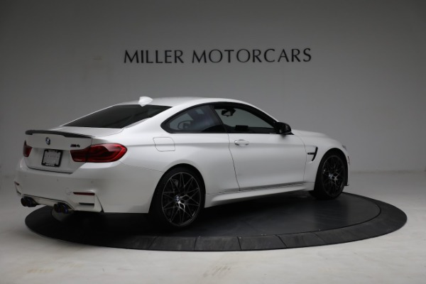 Used 2019 BMW M4 Competition for sale Call for price at Aston Martin of Greenwich in Greenwich CT 06830 7