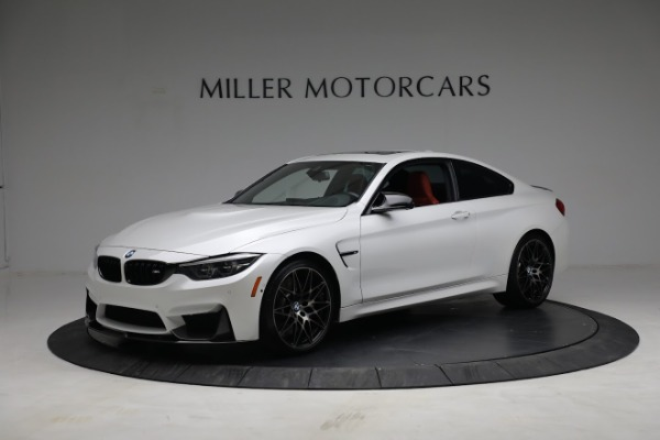 Used 2019 BMW M4 Competition for sale Call for price at Aston Martin of Greenwich in Greenwich CT 06830 1