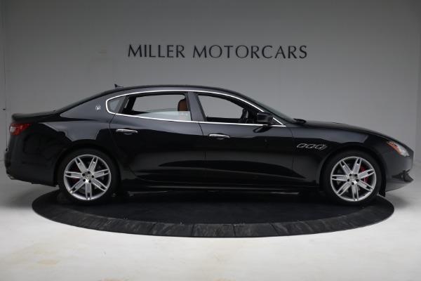 Used 2016 Maserati Quattroporte S Q4 for sale $46,900 at Aston Martin of Greenwich in Greenwich CT 06830 11