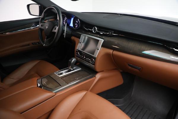 Used 2016 Maserati Quattroporte S Q4 for sale $46,900 at Aston Martin of Greenwich in Greenwich CT 06830 26