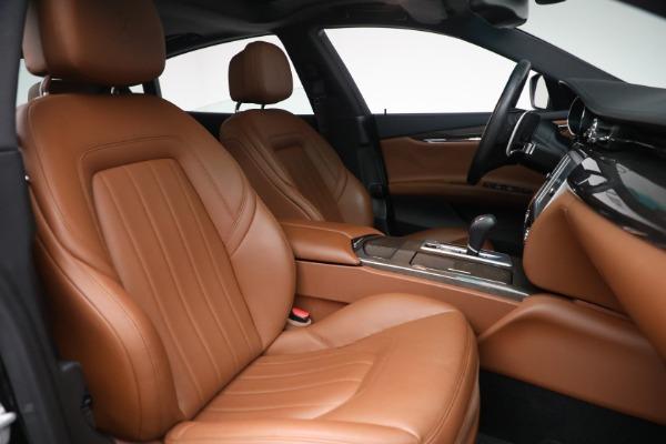 Used 2016 Maserati Quattroporte S Q4 for sale $46,900 at Aston Martin of Greenwich in Greenwich CT 06830 28