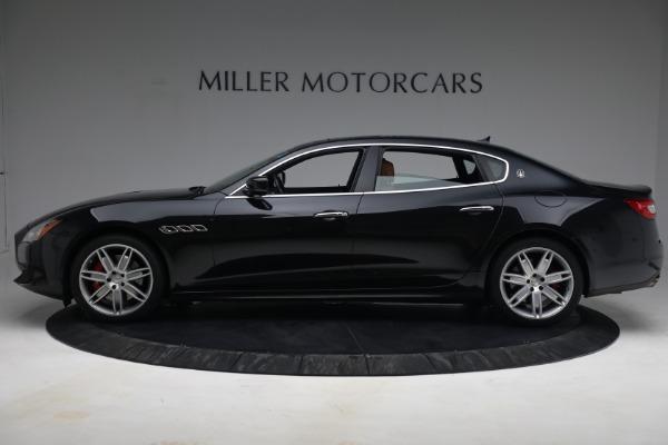 Used 2016 Maserati Quattroporte S Q4 for sale $46,900 at Aston Martin of Greenwich in Greenwich CT 06830 3