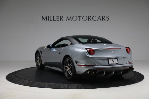 Used 2017 Ferrari California T for sale Sold at Aston Martin of Greenwich in Greenwich CT 06830 17