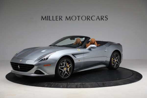 Used 2017 Ferrari California T for sale Sold at Aston Martin of Greenwich in Greenwich CT 06830 2
