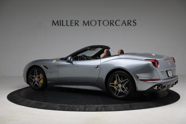 Used 2017 Ferrari California T for sale Sold at Aston Martin of Greenwich in Greenwich CT 06830 4