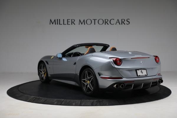 Used 2017 Ferrari California T for sale Sold at Aston Martin of Greenwich in Greenwich CT 06830 5