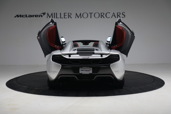 Used 2015 McLaren 650S Spider for sale $179,990 at Aston Martin of Greenwich in Greenwich CT 06830 16