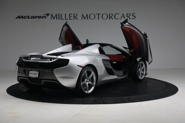 Used 2015 McLaren 650S Spider for sale $179,990 at Aston Martin of Greenwich in Greenwich CT 06830 17