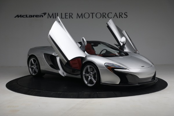 Used 2015 McLaren 650S Spider for sale $179,990 at Aston Martin of Greenwich in Greenwich CT 06830 19