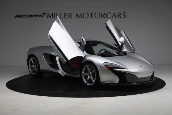 Used 2015 McLaren 650S Spider for sale $179,990 at Aston Martin of Greenwich in Greenwich CT 06830 20
