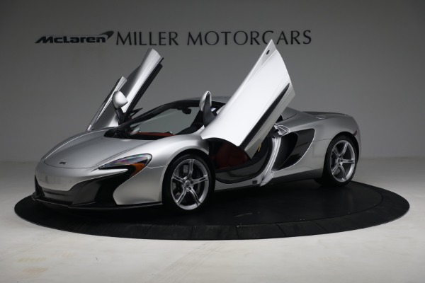 Used 2015 McLaren 650S Spider for sale $179,990 at Aston Martin of Greenwich in Greenwich CT 06830 22