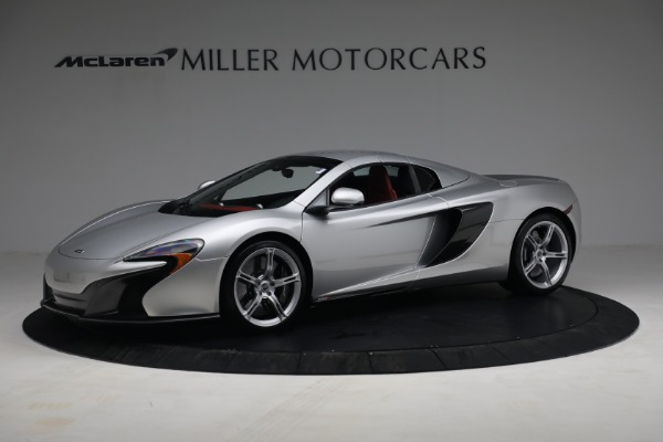 Used 2015 McLaren 650S Spider for sale $179,990 at Aston Martin of Greenwich in Greenwich CT 06830 26