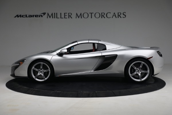 Used 2015 McLaren 650S Spider for sale $179,990 at Aston Martin of Greenwich in Greenwich CT 06830 27