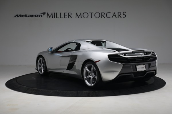 Used 2015 McLaren 650S Spider for sale $179,990 at Aston Martin of Greenwich in Greenwich CT 06830 28