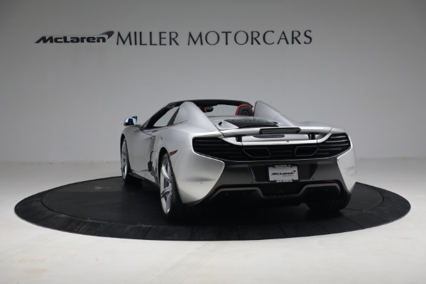 Used 2015 McLaren 650S Spider for sale $179,990 at Aston Martin of Greenwich in Greenwich CT 06830 4