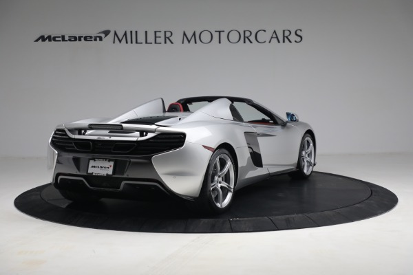 Used 2015 McLaren 650S Spider for sale $179,990 at Aston Martin of Greenwich in Greenwich CT 06830 6
