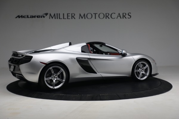 Used 2015 McLaren 650S Spider for sale $179,990 at Aston Martin of Greenwich in Greenwich CT 06830 7