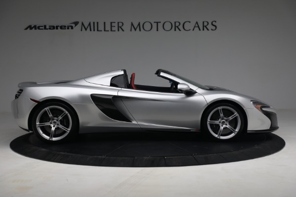 Used 2015 McLaren 650S Spider for sale $179,990 at Aston Martin of Greenwich in Greenwich CT 06830 8