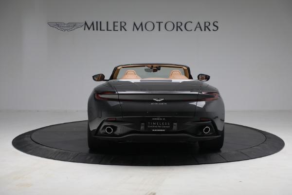 Used 2019 Aston Martin DB11 Volante for sale $212,990 at Aston Martin of Greenwich in Greenwich CT 06830 10