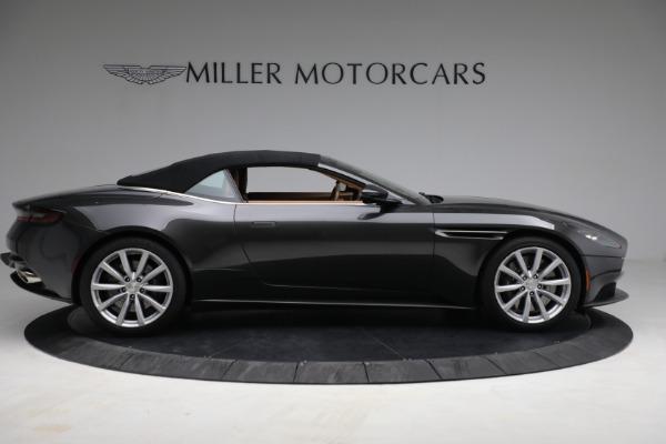 Used 2019 Aston Martin DB11 Volante for sale $212,990 at Aston Martin of Greenwich in Greenwich CT 06830 15
