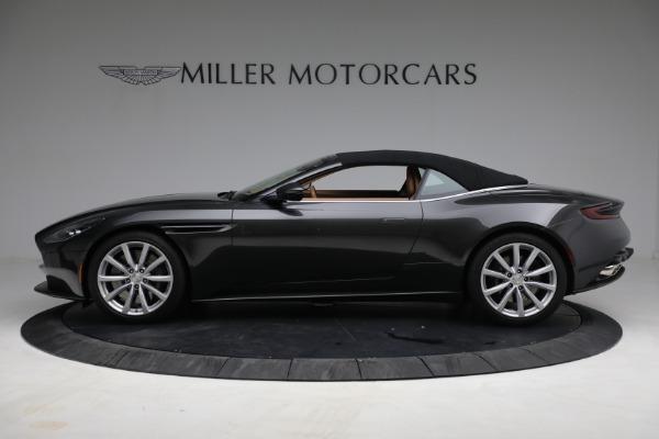 Used 2019 Aston Martin DB11 Volante for sale $212,990 at Aston Martin of Greenwich in Greenwich CT 06830 17