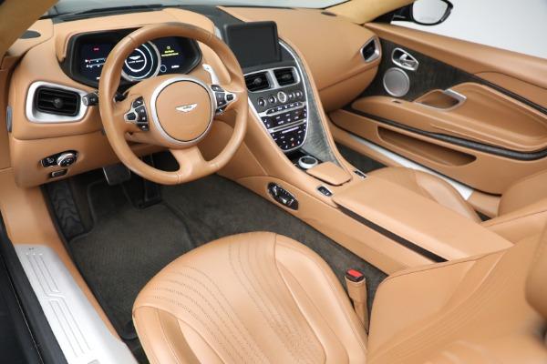 Used 2019 Aston Martin DB11 Volante for sale $212,990 at Aston Martin of Greenwich in Greenwich CT 06830 20