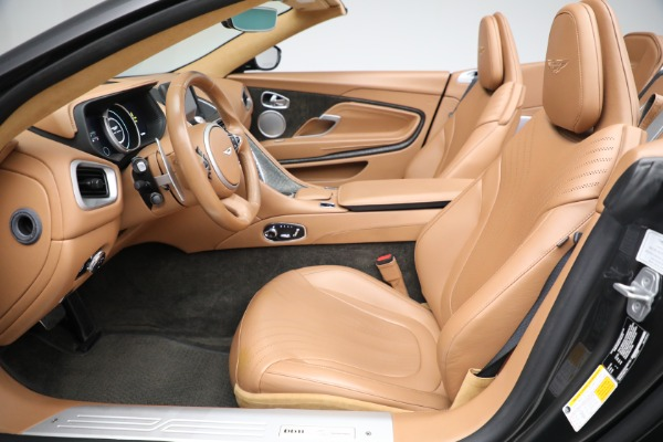 Used 2019 Aston Martin DB11 Volante for sale $212,990 at Aston Martin of Greenwich in Greenwich CT 06830 22