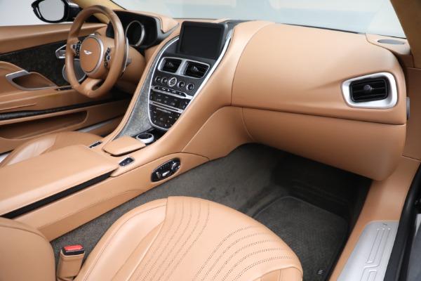 Used 2019 Aston Martin DB11 Volante for sale $212,990 at Aston Martin of Greenwich in Greenwich CT 06830 24
